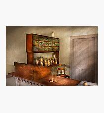 Pharmacy - The herbalist Photographic Print