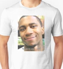 """""""Its Ok To Cry"""" - Lil B Unisex T-Shirt"""