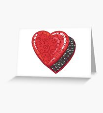 Box of Soot Sprites Greeting Card