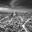 Paris at Night by Vivienne Gucwa