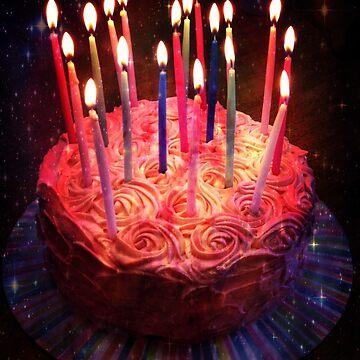 Sparkle Cake by DorieJo