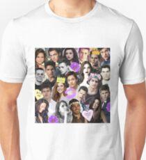 Teen Wolf Collage Unisex T-Shirt