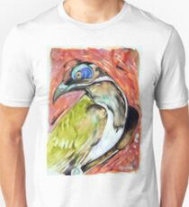 Blue-faced Honeyeater Unisex T-Shirt