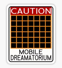 Mobile Dreamatorium Sticker