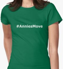 Annies Move Women's Fitted T-Shirt
