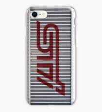 Subaru STI Intercooler iPhone Case iPhone Case/Skin