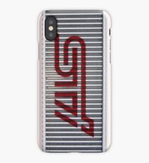 Subaru STI Intercooler iPhone Case iPhone Case/Skin
