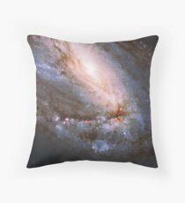 LEO Galaxy | Mathematix by Sir Douglas Fresh Throw Pillow