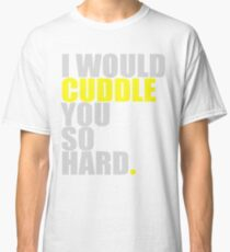 cuddle (yellow) Classic T-Shirt