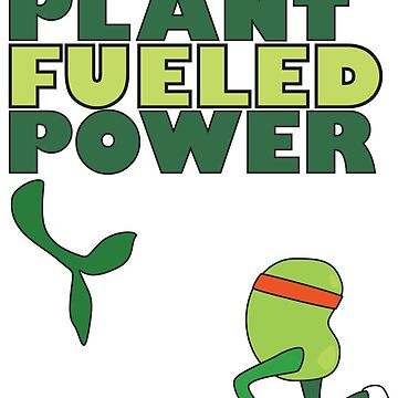 Runner Bean - Plant Fueled Power by beaneatsgreens