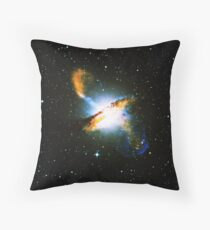 Centaurus A Print & Poster | Fresh Universe Throw Pillow