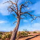 Outback Tree       GO by Ray Warren