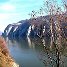 The Danube Boilers, Mehedinti, Romania by Dennis Melling