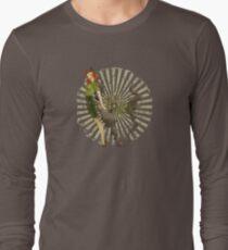 Fly High Dieselpunk Woman T-Shirt