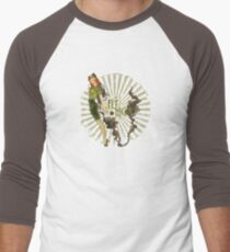 Fly High Dieselpunk Woman T-Shirt
