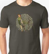 Fly High Dieselpunk Woman Unisex T-Shirt