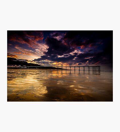 Saltburn Pier Photographic Print