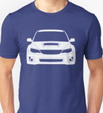Full Frontal Tee - Subaru Impreza WRX STI 08 - 12 Apparel Design  T-Shirt