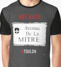 Toulon city Mitre forever Graphic T-Shirt