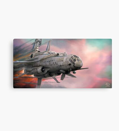 Reaching Escape Velocity  Canvas Print