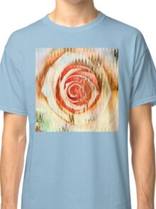 Rose Abstract Classic T-Shirt