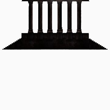Roman Pillars by EMAGICSTUDIOS