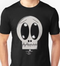 Worried Skeleton T-Shirt
