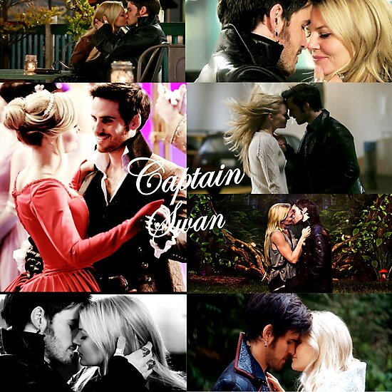Captain Swan by AliciaMills
