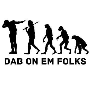 Dab evolution by luckynewbie