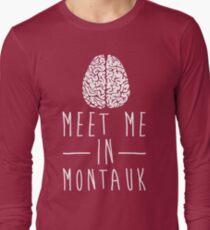 Eternal Sunshine Mind Long Sleeve T-Shirt