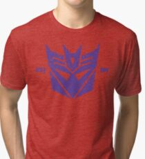 Legendary Decepticons Tri-blend T-Shirt