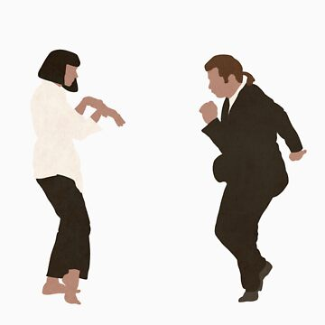 Pulp Fiction dance by jordanturnip
