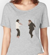Pulp Fiction dance Women's Relaxed Fit T-Shirt
