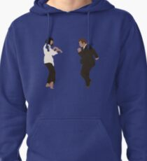 Pulp Fiction dance Pullover Hoodie