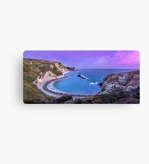 Dorset Coast Canvas Print