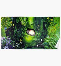Totoro Napping - My Neighbor Totoro Poster