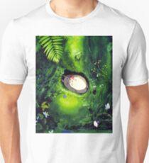 Totoro Napping - My Neighbor Totoro Unisex T-Shirt