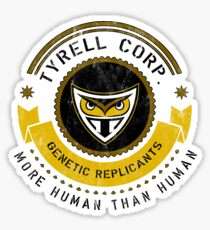 Tyrell Corporation Crest Sticker