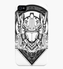 Optimus Prime: Till All Are One iPhone 4s/4 Case