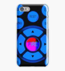 Fire! iPhone Case/Skin