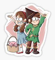 Happy Summerween! Sticker