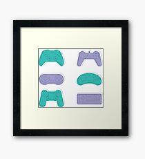 Videogame  Framed Print