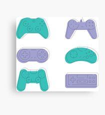 Videogame  Canvas Print
