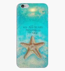 Not All Stars Belong to the Sky iPhone-Hülle & Cover