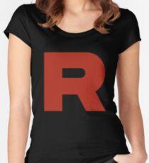 Team Rocket Women's Fitted Scoop T-Shirt