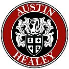 Austin-Healey Shield Logo by JustBritish