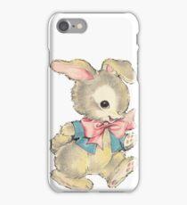 Playful Bunny iPhone Case/Skin