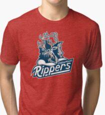 Chesapeake Rippers Tri-blend T-Shirt