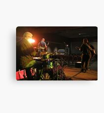 Band Canvas Print