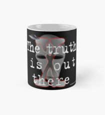 The Truth Is Out There Mug